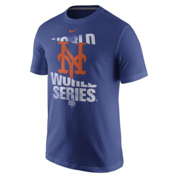 Nike Playoff Bound Team (MLB Mets) Men's T-Shirt
