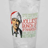 National Lampoon's Christmas Vacation Pint Glass- Assorted One