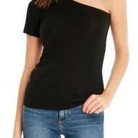 Michael Stars One-Shoulder Tee | Nordstrom