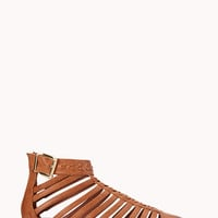 Must-Have Woven Booties