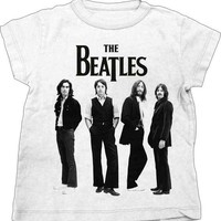 Beatles Standing Portrait TODDLER Shirt -- Size 2T and 3T