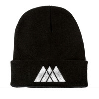 Cool Destiny Warlock Logo Beanie ( Six Three Collective )