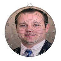 Official Josh Duggar Dart Board