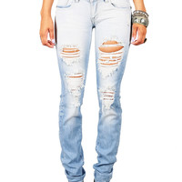 Castaway Straight Denim