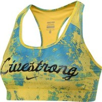 Nike LIVESTRONG Women's Printed Pro Bra - Dick's Sporting Goods