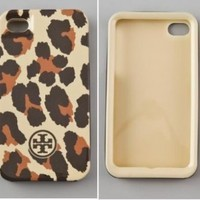 Brand New Tory Burch HardShell Iphone 4/ 4S Cover Bengal Leopard Case:Amazon:Cell Phones & Accessories