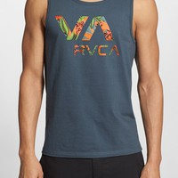 Men's RVCA 'Jungle VA' Tank Top