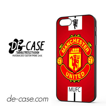 Manchester United Fc The Red Devil DEAL-6828 Apple Phonecase Cover For Iphone 5 / Iphone 5S