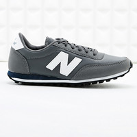 New Balance 410 Micro Nylon Runner Trainers in Grey - Urban Outfitters
