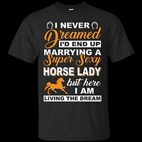 I'd End Up Marrying A Super Sexy Horse Lady