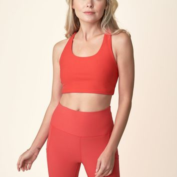 Cayenne Yoga Top