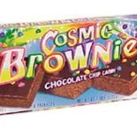 LITTLE DEBBIE COSMIC BROWNIES 6CT BOX { 6 BOXES / 36PC }
