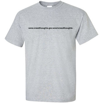 Creed Thoughts T-Shirt