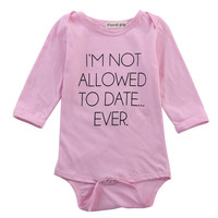 Baby Clothing Romper Wear Body Baby Clothing Shortsleeve Cotton baby Rompers Girls Clothes