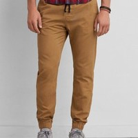 AEO Active Flex Jogger Pant, Scout Khaki | American Eagle Outfitters