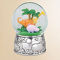 Reed & Barton - Jungle Snow Globe - Saks Fifth Avenue Mobile