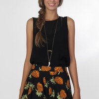 Pineapple Shorts PH1387-9