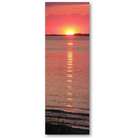 Sunset Twilight Bookmark/Business Cards from Zazzle.com