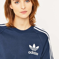 adidas Originals Sports Essentials Navy T-shirt - Urban Outfitters