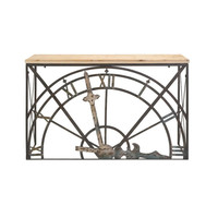 Timekeeper Console Table