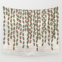 Berries from heaven Wall Tapestry by anipani