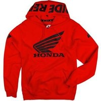 One Industries Honda Ride Red Pullover Hoodie
