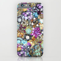 Vintage Bling iPhone & iPod Case by Joke Vermeer
