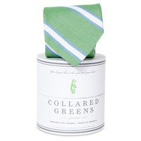 Nobadeer Necktie, Green, Ties & Bowties