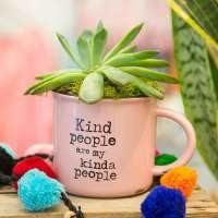 Kind People Camp Mug