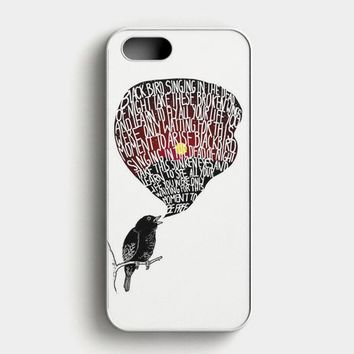 The Beatles 5 iPhone SE Case