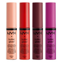 Butter Gloss | NYX Cosmetics |