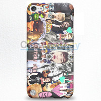 5 Seconds Of Summer Britain Flag iPod Touch 5 Case | casefantasy