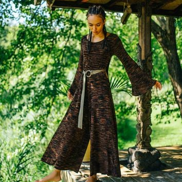 Free People Gold Rush Jumpsuit