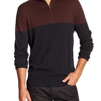 Banana Republic Mens Factory Mock Neck Pullover