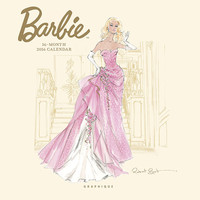 2016 Barbie Calendar-A Dream Come True!