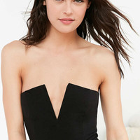 Out From Under V Wire Bustier Bodysuit - Urban Outfitters