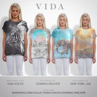 NEW! Silk Classic Tees at VIDA -Limited Time Only!