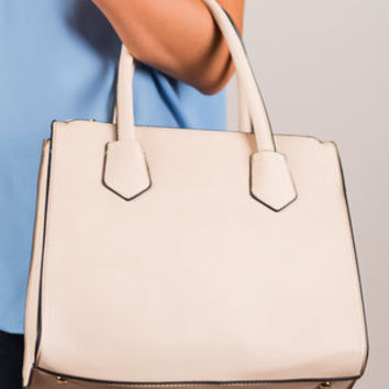 Got It All Together Purse, Nude