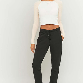 Urban Outfitters Cropped Raglan Baseball Top - Urban Outfitters