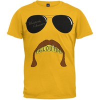 Fall Out Boy - Mustache T-Shirt - Small
