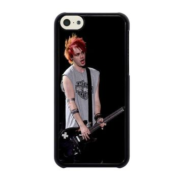 michael clifford 5sos five seconds of summer iphone 5c case cover  number 1