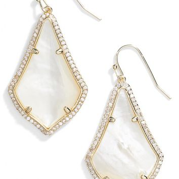 Kendra Scott Alex Pavé Drop Earrings | Nordstrom
