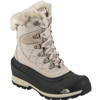 The North Face Women's Chilkat 400g Waterproof Winter Boots - Beige/Black | DICK'S Sporting Goods