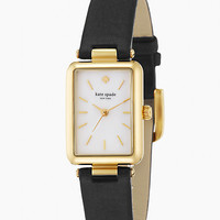 Kate Spade Paley Watch Black/Gold ONE