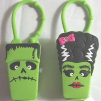 Bath and Body Works Pocketbac Holder Frankenstein