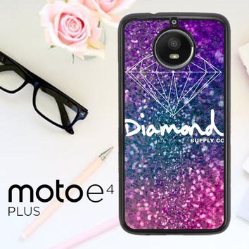 Glitter Diamond Supply Co Z0290 Motorola Moto E4 Plus Case