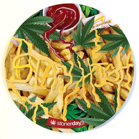 IN-N-OUT FRIES DAB MAT
