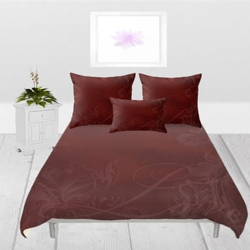 Duvet Cover - 3 different sizes - For Full, Queen and King Size Duvet Inserts, Without Inserts, Bedroom, Home decor, With or Without Shams