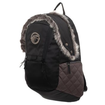Game Of Thrones Stark Inspired Backpack