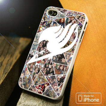 Fairy Tail Collage iPhone 4S/5S/5C/SE/6S Plus Case